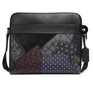 Coach Patchwork Charles Camera Bag